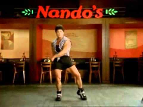 Nando's Ad Vernon Koek...