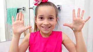 أفضل سلسلة قصص تعليمية وأخلاقية للأطفال عن كيفية عدم المرض صوفيا