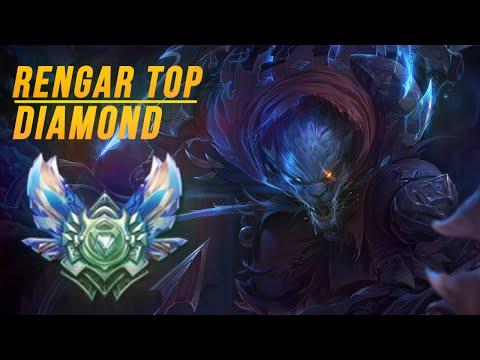 League of Legends (Diamond) l Rengar (top) l Magyar Kommentárral