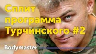 Сплит программа Владимира Турчинского #2