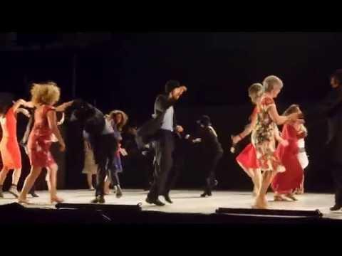 Il critico di balletto Claudia Rocchi invitata da Batsheva Dance Co. sul palco al Pas de deux 151807