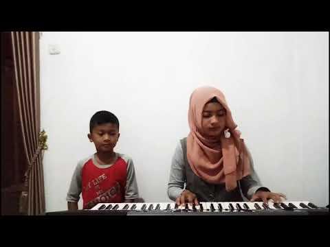 SING BISO  ( Vita Alvia ) Cover Piano Suling By Liaaprilia