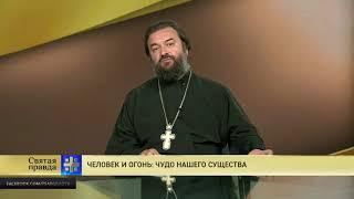 Протоиерей Андрей Ткачев. Человек и огонь: Чудо нашего существа