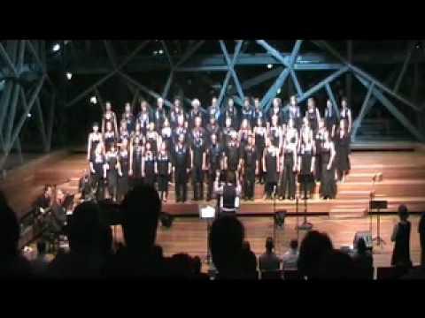 Hallelujah Chorus (Gospel Version) - Melbourne Singers of Gospel