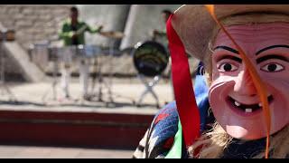 POPURRI: DANZA DE LOS VIEJITOS [HD 1080p] - BANDA LLANO VERDE **Official Music Video #ciudad