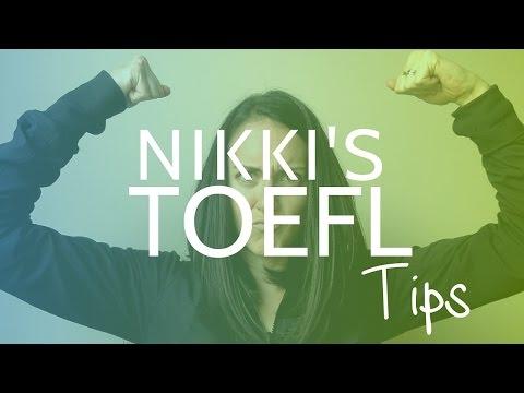 Toefl Reading Tips And Strategies
