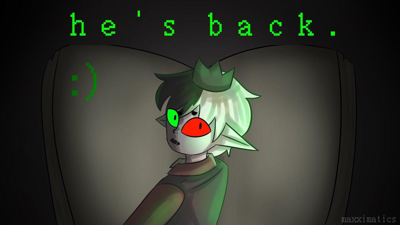 He's back. [DREAMSMP / RANBOO ANIMATIC]