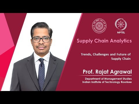 Trends, Challenges and Future of Supply Chain