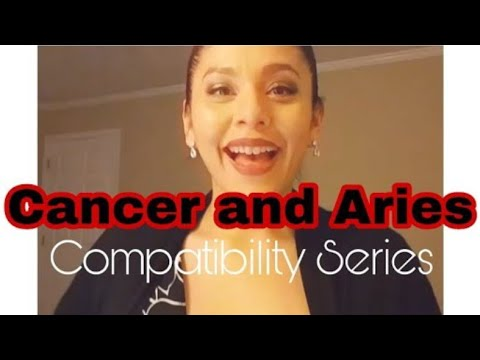 Cancer and Aries Compatibility