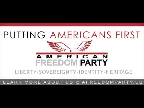 American Freedom Party - Merlin Miller