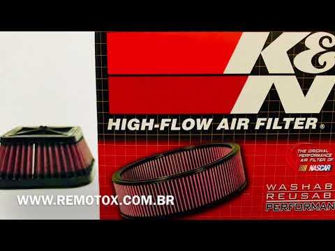 HA-1503 K/&N Air Filter Honda CRF150F,CRF230F