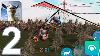 Goat Simulator - Gameplay Walkthrough Part 2 - Goatville (iOS, Android)