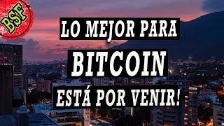 Bitcoin: viene caída, pero GRANDES empiezan la adopción? Buenos tiempos estan por venir!