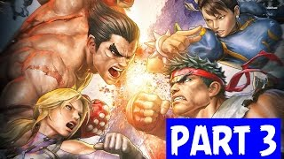 Street Fighter X tekken PC XBOX PS3 Gameplay HD Review PART 3