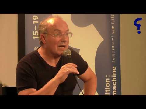 Rencontre avec Alain Damasio - Festival des idées Paris / USPC