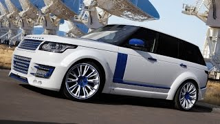 Lumma Design Range Rover Sport CLR RS 2014 Videos