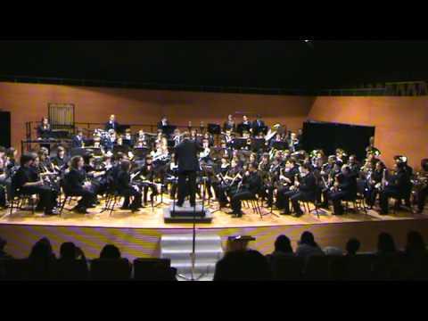 Into the Storm - Robert W. Smith - Banda Professional Conservatorio Islas Baleares