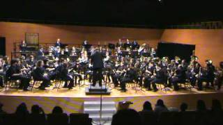 Into the Storm - Robert W. Smith - Banda Professional Conservatorio Islas Baleares