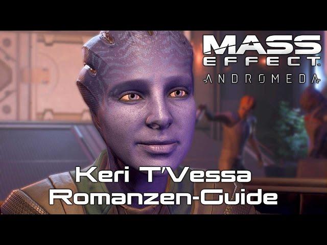 Romanzen Guide: Keri - Mass Effect Andromeda Beziehungsratgeber