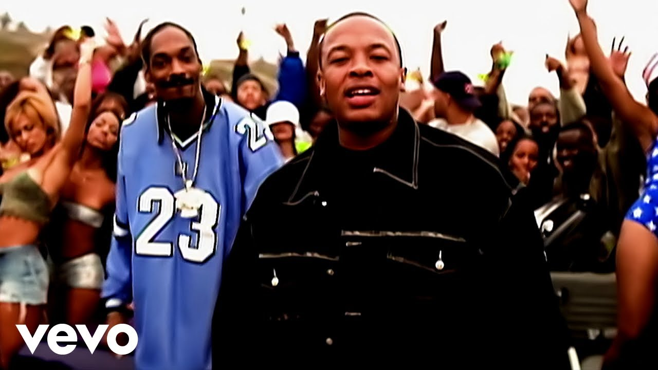 Dr  Dre ft  Snoop Dogg - Still D R E  (Official Video)