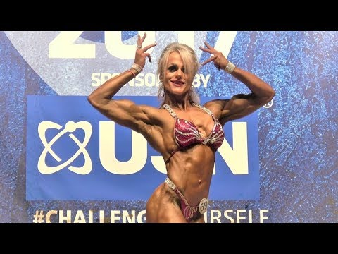 NABBA USN Britain Finals 2017 - Miss Trained Figure