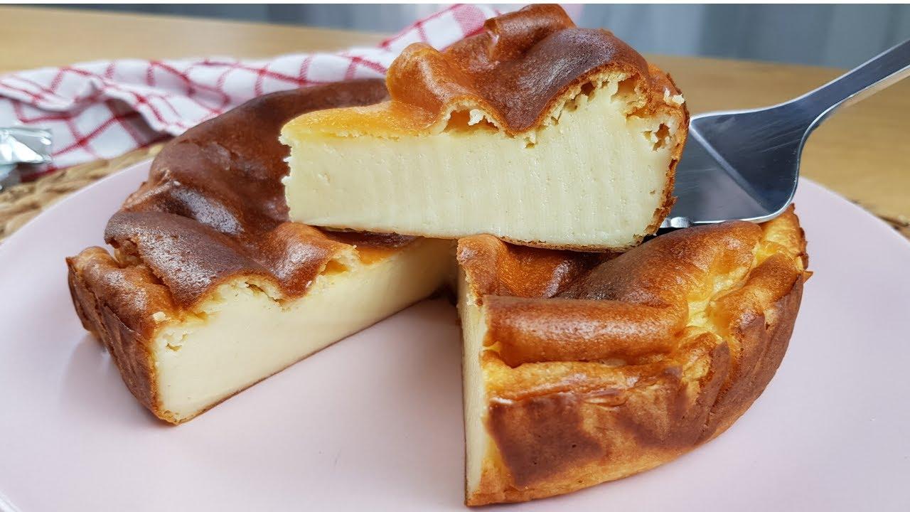 Demasiado Fácil Esta Tarta De Quesitos Y Yogur Torta De Queso Youtube