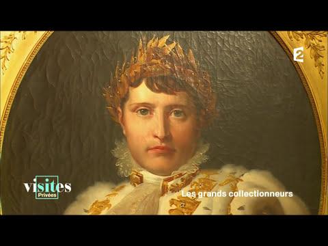 La collection napoléonienne de Pierre-Jean Chalençon - Visites privées