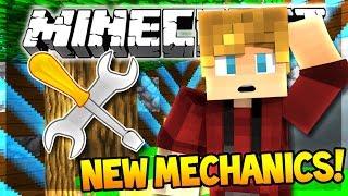 *NEW* MINECRAFT MECHANICS?! | Limited (Minecraft Custom Puzzle Map)