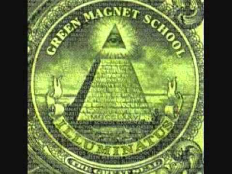 Green Magnet School --  Illuminatus (full album)