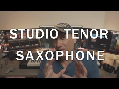 8Dio Studio Tenor Saxophone Official Walkthrough
