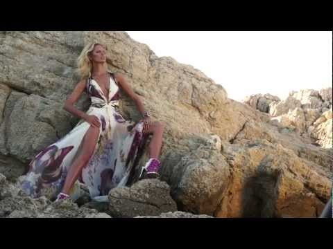 Roberto Cavalli Resort 2013 Advertising Campaign: Behind the Scenes