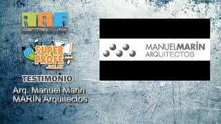 ARQ MANUEL MARIN ARQUITECTOS