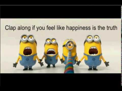 Pharrell Williams- Happy (With Lyrics)