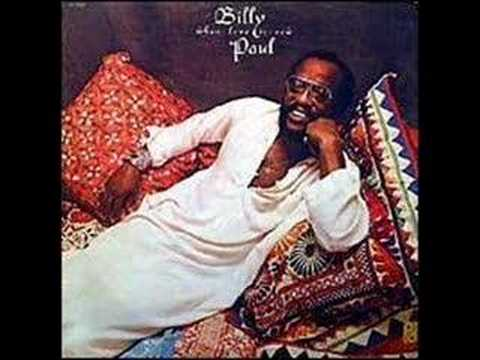 Billy Paul  Let's Make a Baby Full Album Version