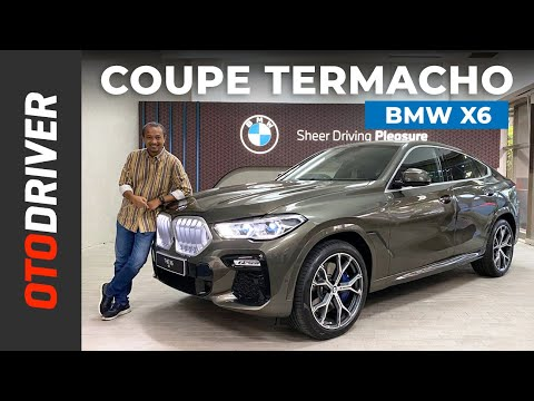 BMW X6 2020 | First Impression | OtoDriver
