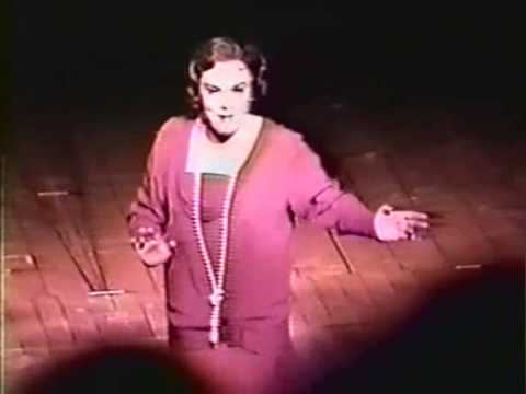 ROSE'S TURN  Tyne Daly GYPSY1989 BDWY RVIVAL