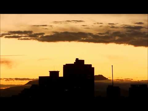 A Winter Sun Up in Belo Horizonte!