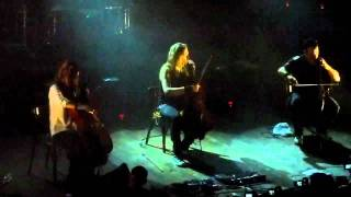 Apocalyptica - Nothing Else Matters - ARGENTINA 2012