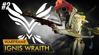 Warframe - Conclave PvP #2 (IGNIS WRAITH, this is why people hate Conclave)