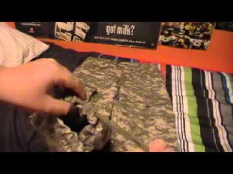 U.S. Army Digital Camo Pants Review