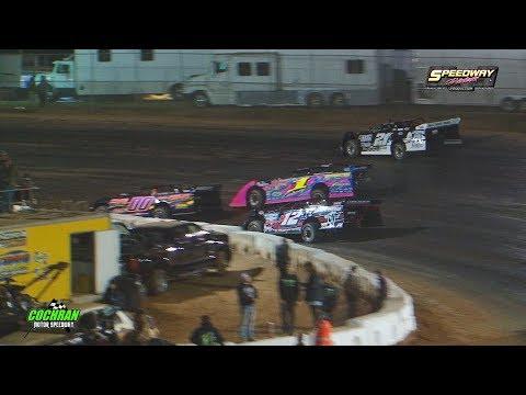 604 Crate Late Model @ Cochran Motor Speedway Nov  29, 2019