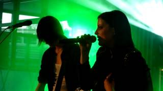 Silbermond - Du fehlst hier Live in Weiherhammer 23.05.2012 Bayern3 LiveClub