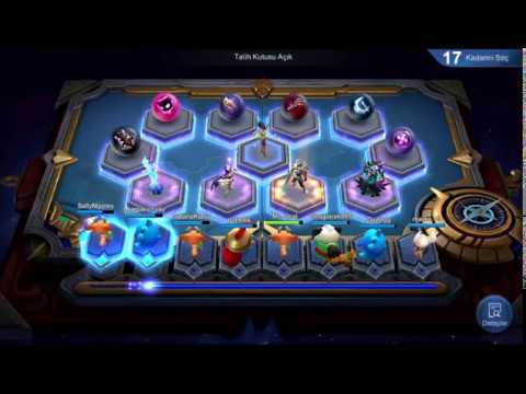 DRAGON ALTAR AND ABYSS SYNERGY IN MAGIC CHESS | MOBILE LEGENDS BANG BANG