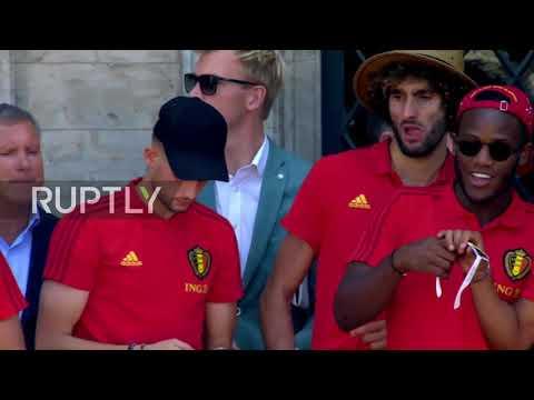 Belgium: Heroes
