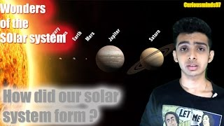 Birth of our Solar System-Wonders of the solar sys
