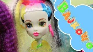 Zelektryzowane Fryzury - Monster High - Bajki dla dzieci