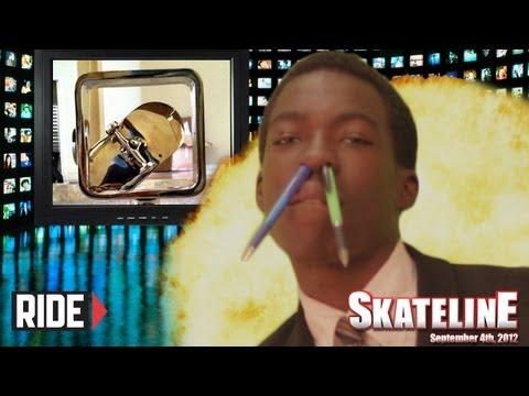 SKATELINE - Rob Dyrdek, Flip Skateboards,...