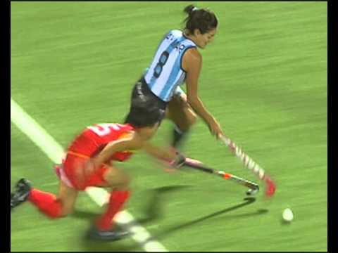 Luciana Aymar (ARG) - FIH Player of the Year nominee