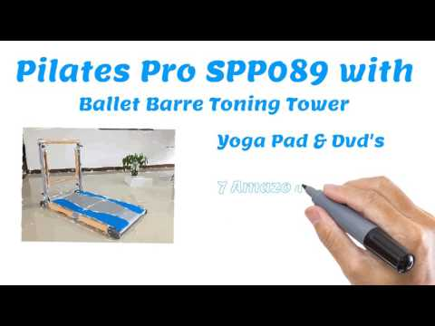 Beverly Hills Fitness Supreme Pilates Pro SPP089