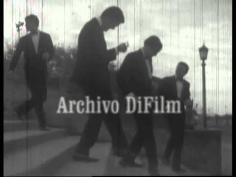DiFilm - Musical Pepe Motta - Te vi, te mire y... - 1967